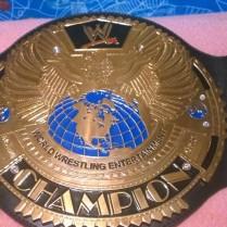 WWE Attitude Era Championship Replica Belt