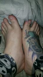 Dominant Feet 100